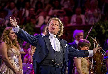 André Rieu Tour 2022 in der Olympiahalle München